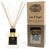 200ml Lime & Ginger Essential Oil Reed Diffuser